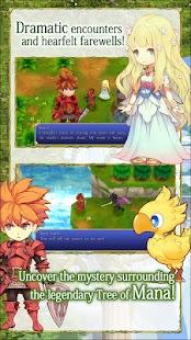 Reviva a emoção da Final Fantasy Adventure um clássico intemporal remasterizado para uma nova geração.