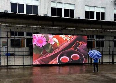 Nơi cung cấp màn hình led p2 chính hãng tại Quảng Nam