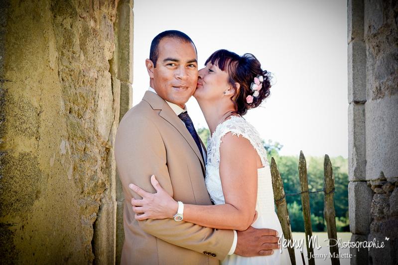 photographe mariage Mervent, Vouvant, Damvix, Vix