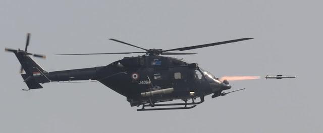 हेलिना (आर्मी वर्जन) मिसाइल सिस्टम
