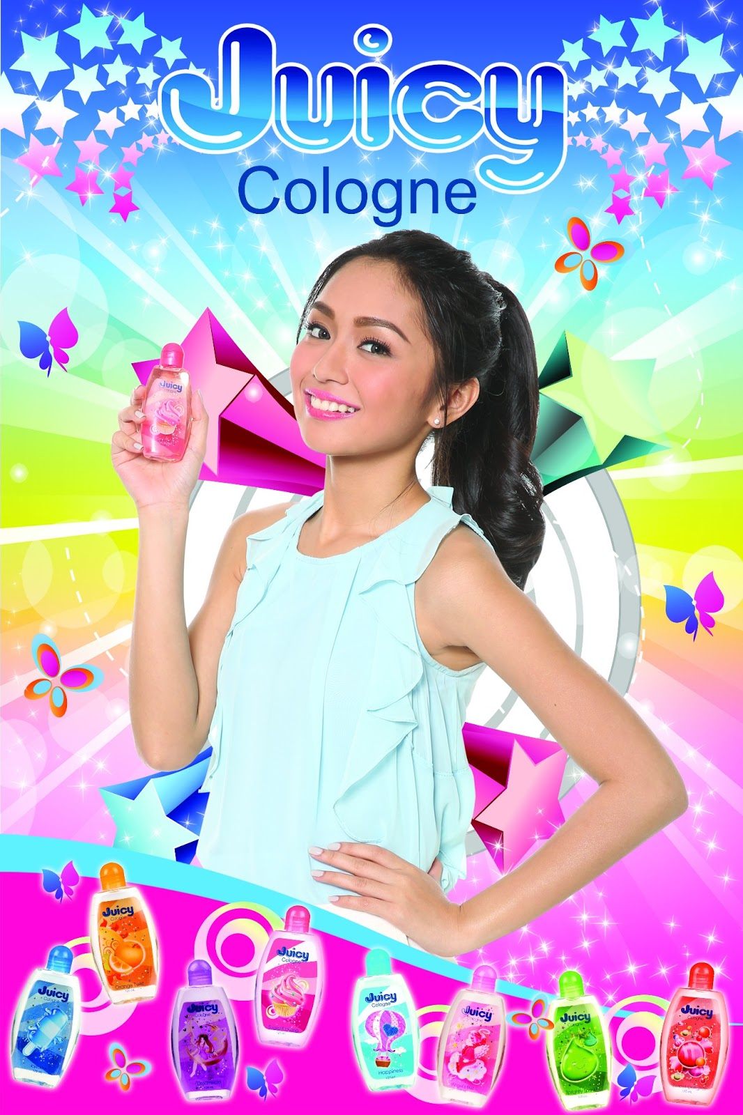 9d408fc3227 Kathryn Bernardo is the New Brand Ambassador of Juicy Cologne - It s ...