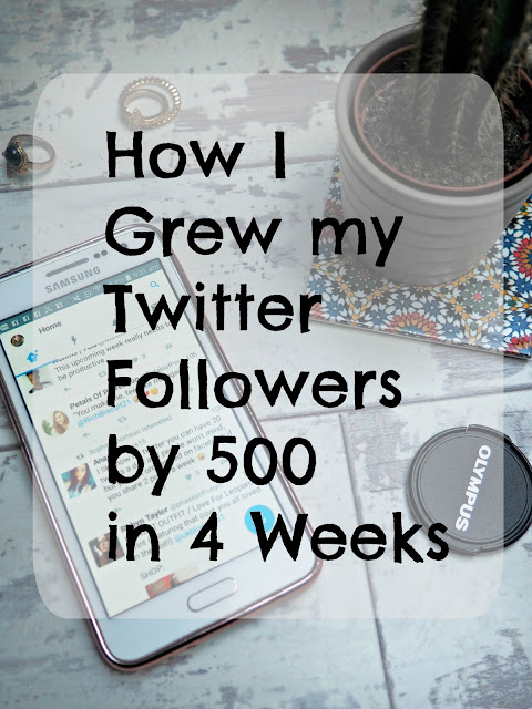 How I Grew My Stagnant Twitter Following