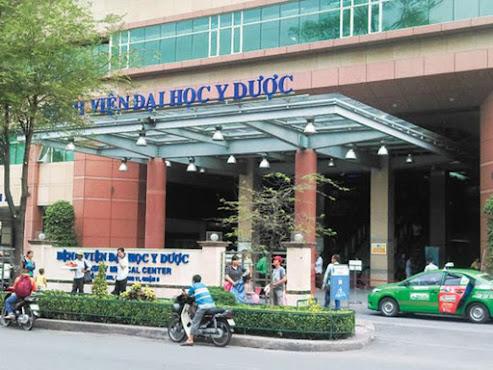 Bệnh viện Đại học Y Dược HCM
