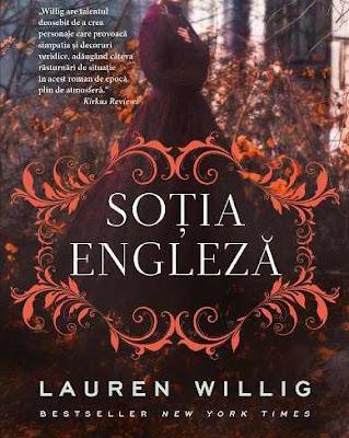 rezumat recenzie sotia engleza roman de dragoste si actiune