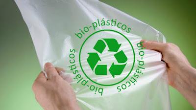 Plásticos biodegradables bioplásticos