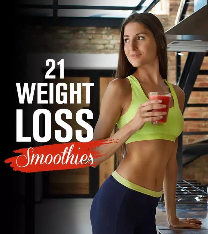 21 عصير لتخفيف الوزن مع وصفات