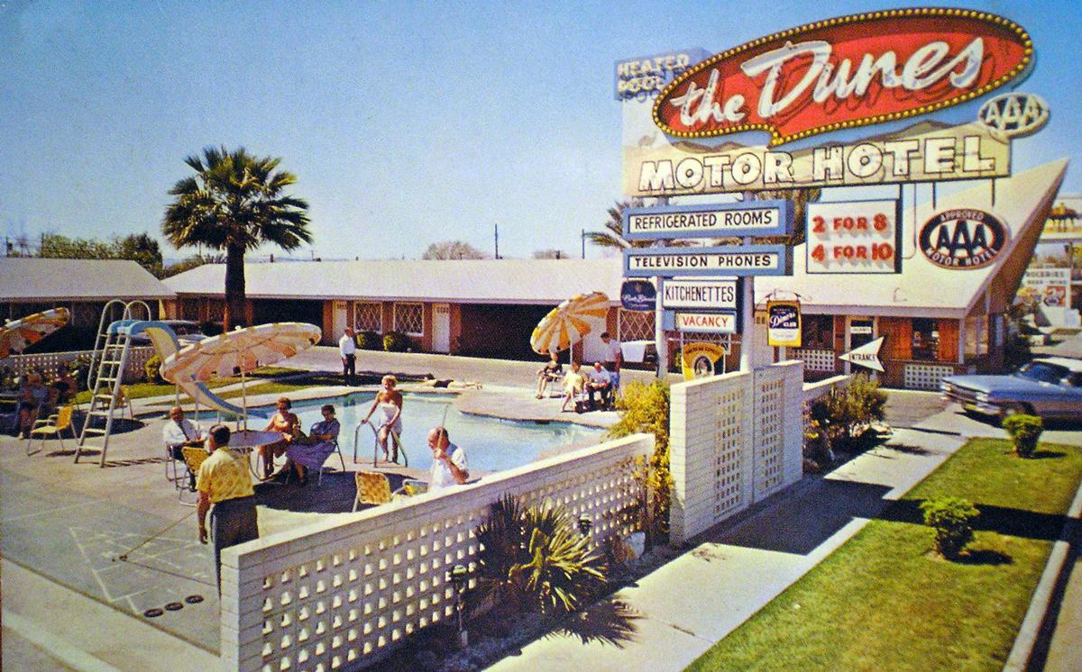 Vegas Motel Los Angeles Ca