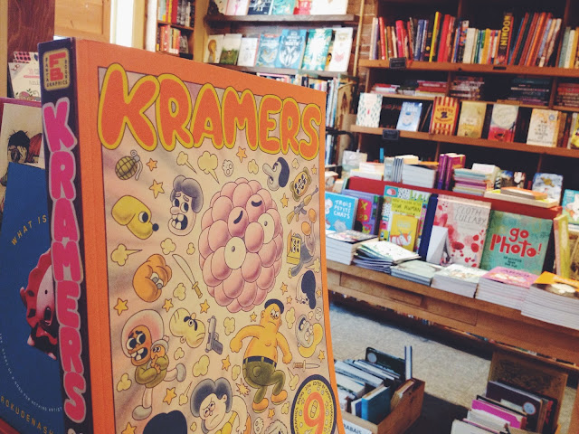 Drawn & Quarterly Bookstore Montreal