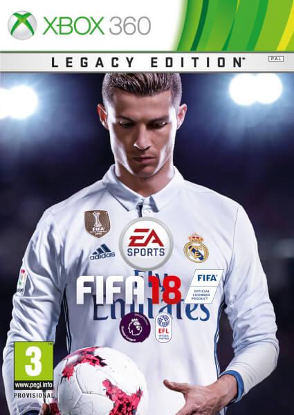FIFA 18: Legacy Edition Narração PT-BR (LT 3.0 e RGH) Xbox 360 Torrent