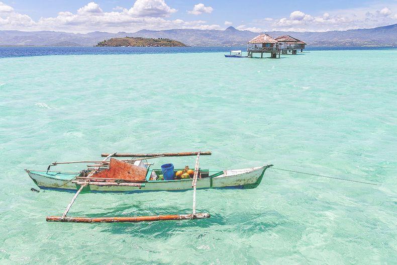 Dumaguete City in the Visayas