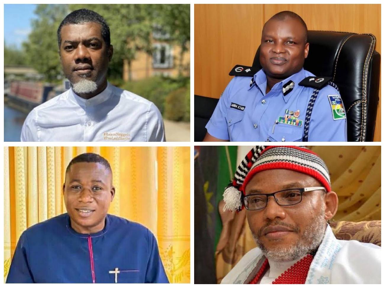 Reno Omokri Slams Those Who Rejoiced When Nnamdi Kauu And Sunday Igboho Were Arrested, But Demands Due Process In Abba Kyari's Case