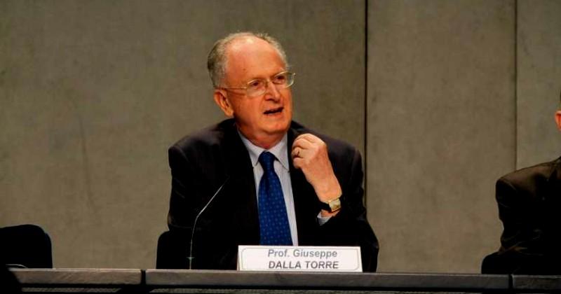 Mantan Ahli Hukum Vatikan, Giuseppe Dalla Meninggal pada Usia 77 Tahun