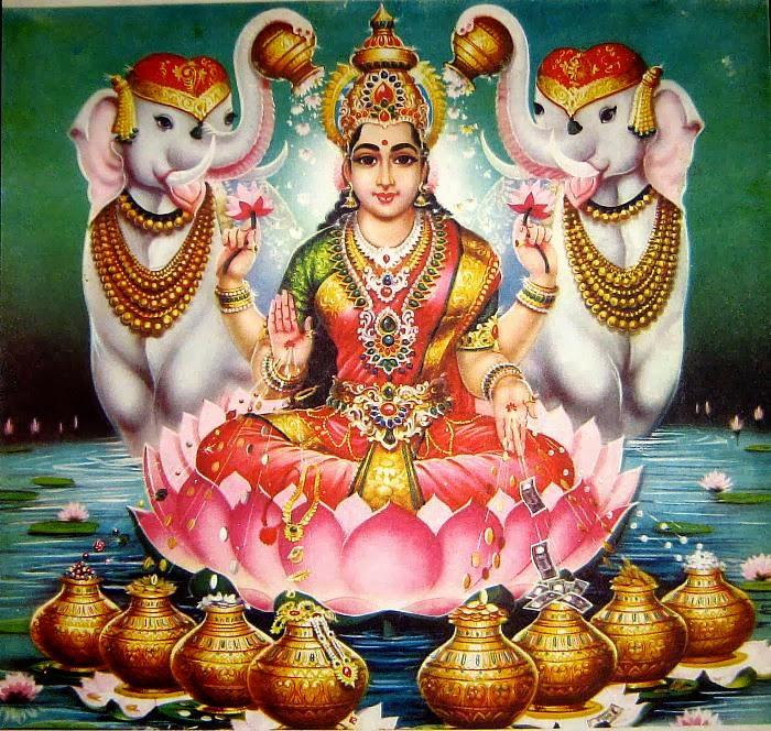Lakshmi Mantra To Improve Business | Hindu Devotional Blog