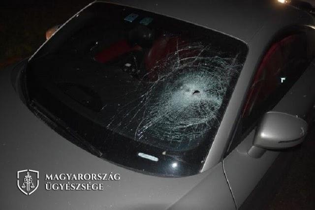 Féltékenységből vert szét autókat, jelentős a kár