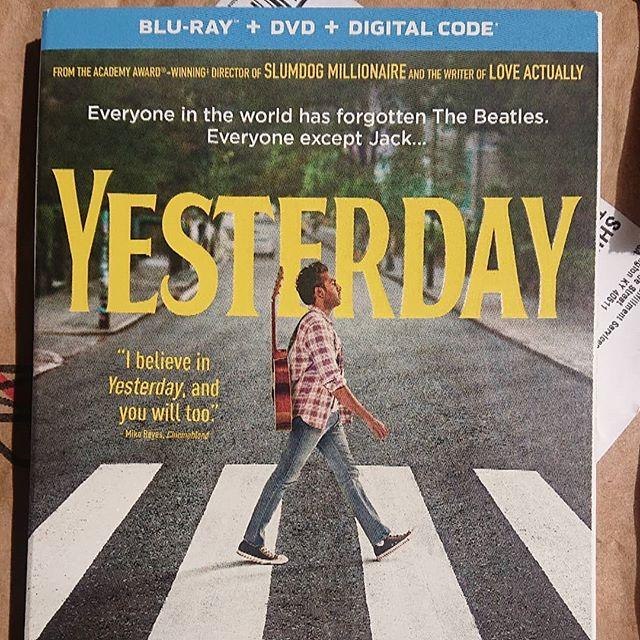 レビュー:映画『Yesterday』(邦題:『イエスタデイ』)ネタバレあり/なし感想