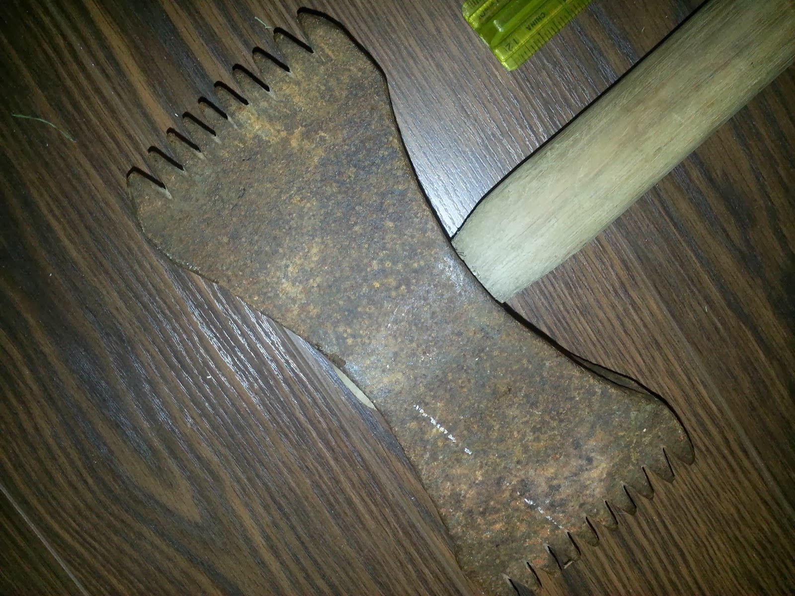 Trowel and Masonry Tool Collector Resource : Hammers For