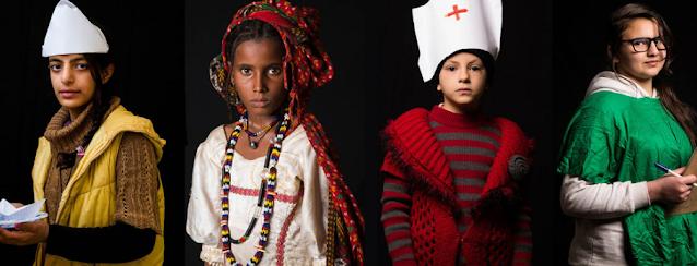 """جريدة تارودانت بريس 24 : """"يومًا ما عندما أكبر"""": آمال وأحلام الأطفال في مواجهة الأزمات"""
