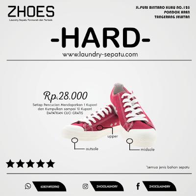[HARD] Laundry Sepatu Terdekat | Jasa Cuci Sepatu Terdekat | Jasa Cuci Sepatu Tangerang Selatan | Jasa Cuci Sepatu Pondok Aren | Cara Mencuci Sepatu Cara Merawat Sepatu Laundry Sepatu termurah Laundry sepatu terbaik ZHoes Laundry Sepatu Sneaklin Shoeporter.id solle.id gatshoe ishoe laundry kicks and clean