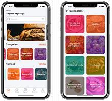Food App of the Week - Food-Values
