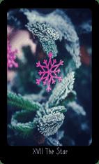 The Star tarot card image