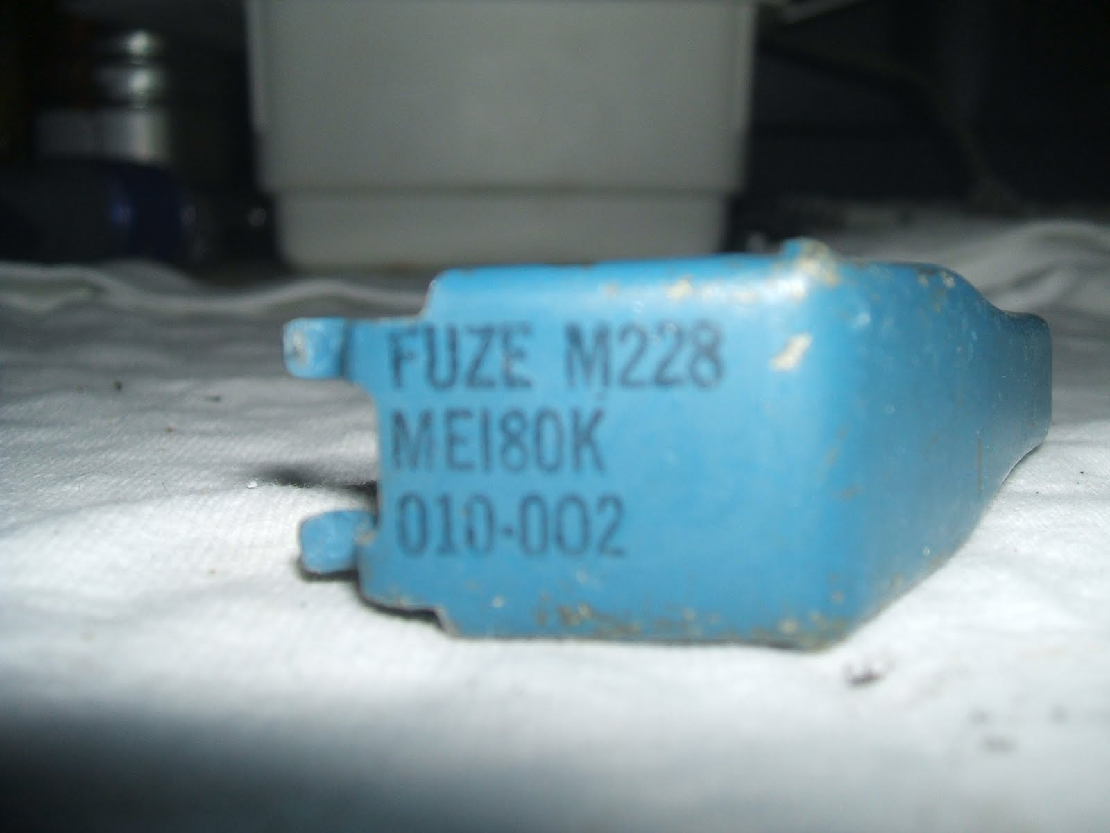 Catman's Litterbox: Remanufacturing the M228 Fuze: Part 1