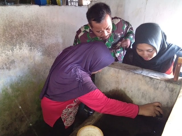 Hadapi Musim Hujan, Masyarakat Diimbau Aktif Tingkatkan Capaian ABJ