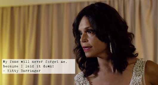 Victoria Rowell Lays it Down in 'The Rich & The Ruthless'