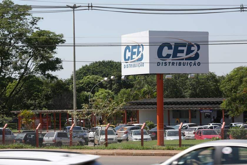 Leilão da CEB Distribuição