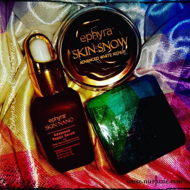 Ephyra skin bar ephyra skin nano serum ephyra skin snow ephyra skin care series