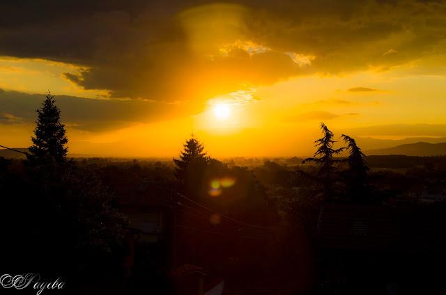 Залезът-Sunset