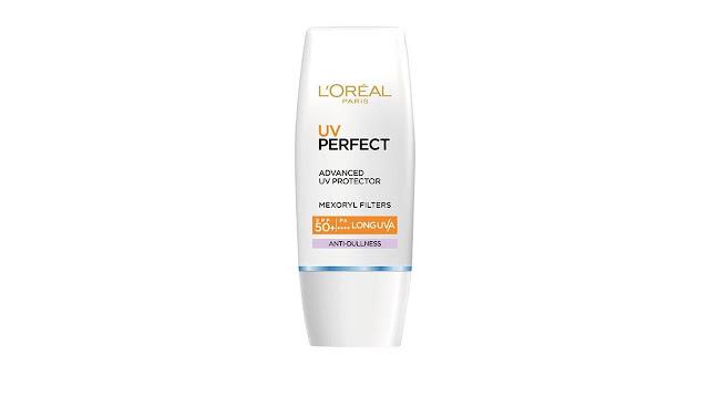Loreal Paris UV Perfect Anti-Dullness SPF 50