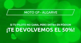 Mondobets promo MotoGP Algarve 18-4-2021