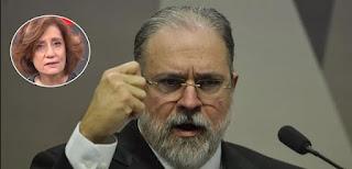 'Se Aras fechar os olhos para o relatório da CPI, mais uma vez estará prevaricando', diz Miriam Leitão