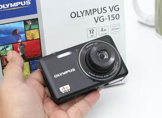 Olympus VG-150 Kamera pocket bekas