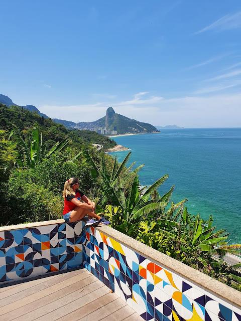 Blog Apaixonados por Viagens - Mirante do Joá - Rio de Janeiro