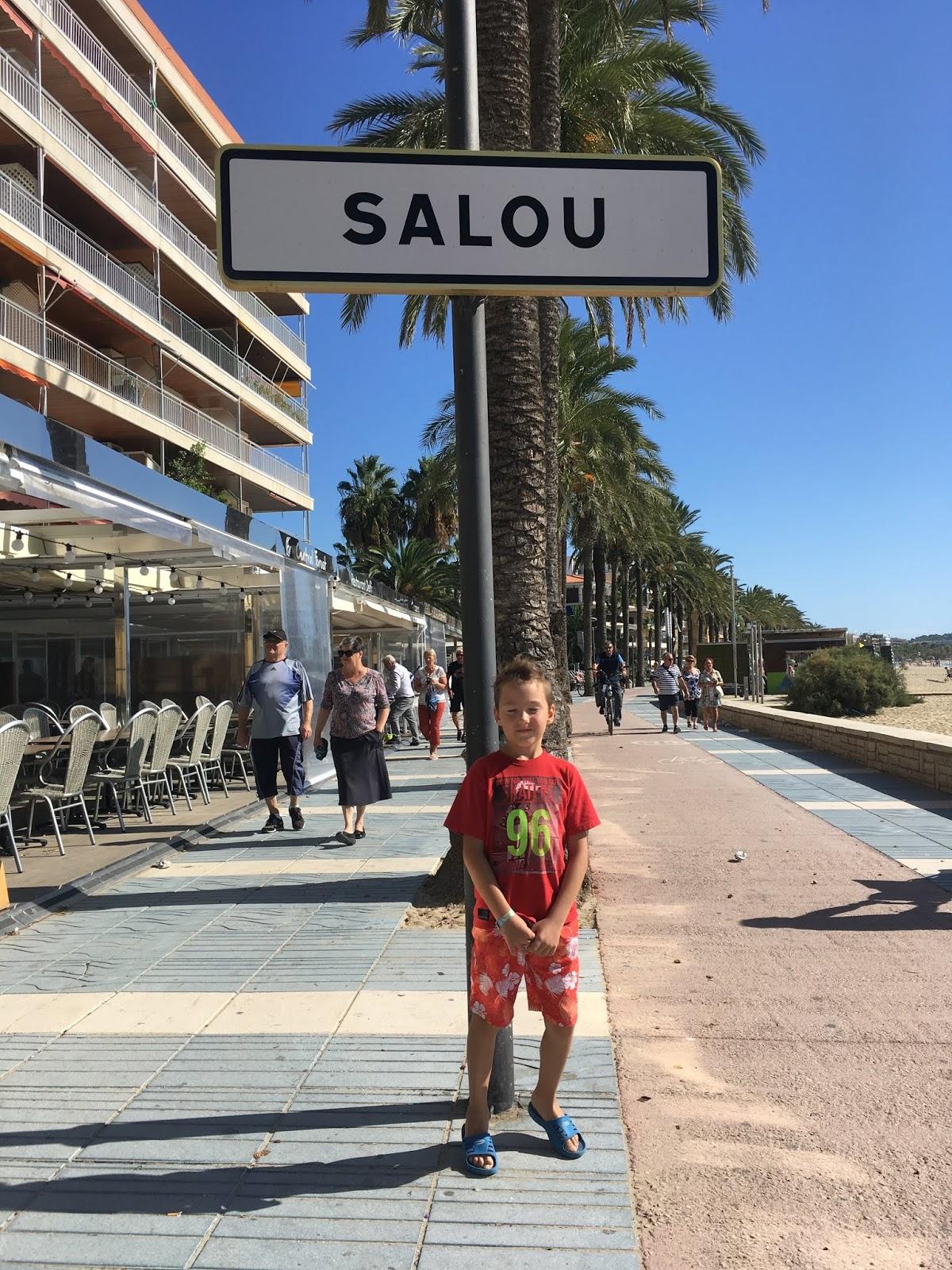 salou hiszpania