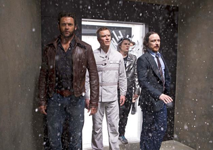 X-Men Days of Future Past cast