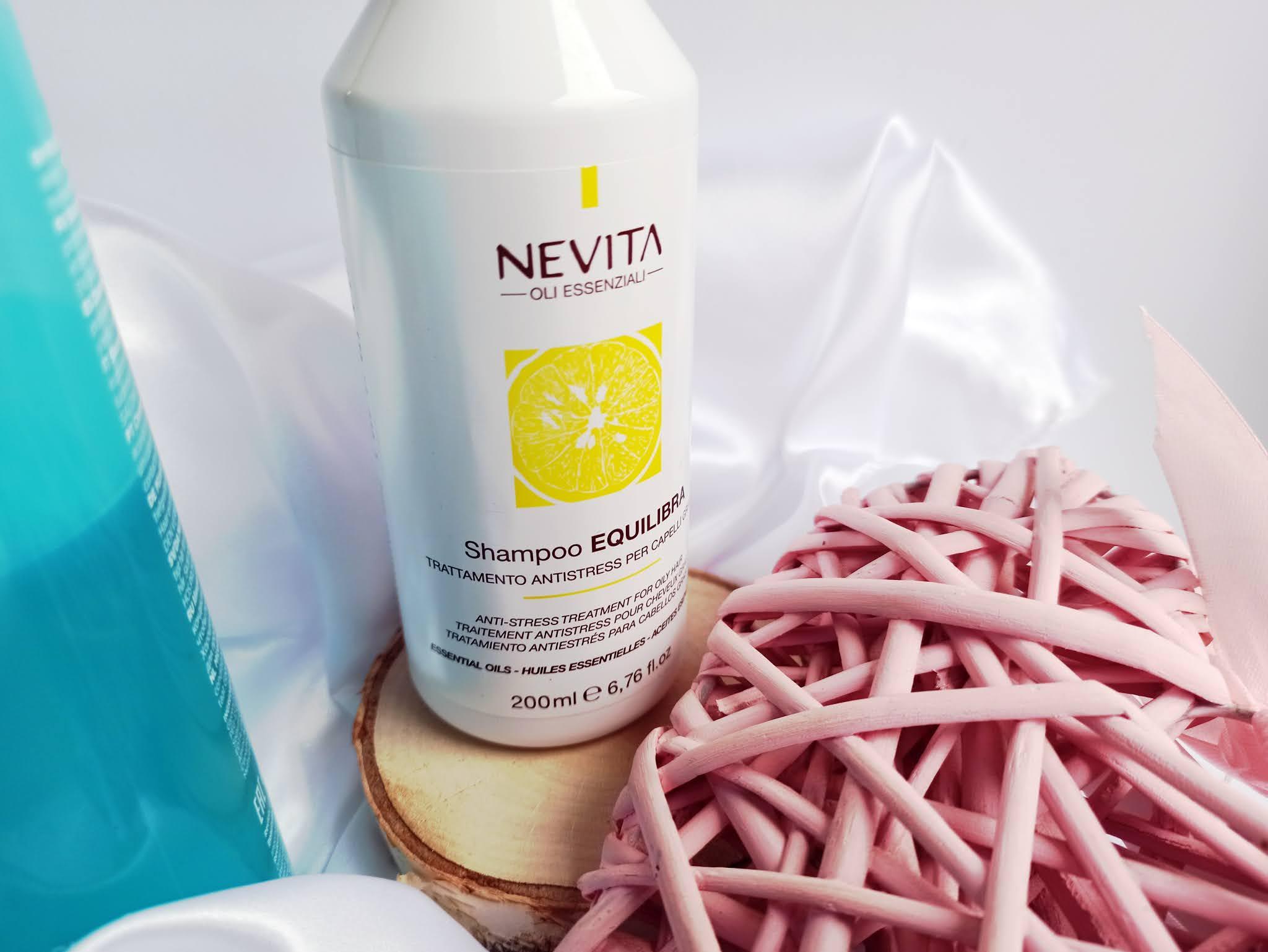 Nevitaly Equilibra, szampon do włosów przetłuszczających się