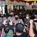 Pengamanan Unras UU Ciptaker, Polda Kalsel Menuai Apresiasi Orang Tua Demonstran