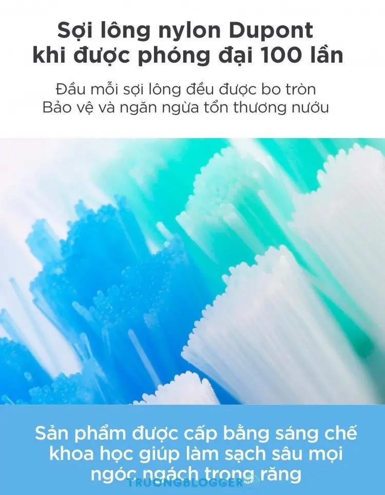 Đánh giá bàn chải điện Xiaomi DR BEI (BET-C01): Rất đáng mua!