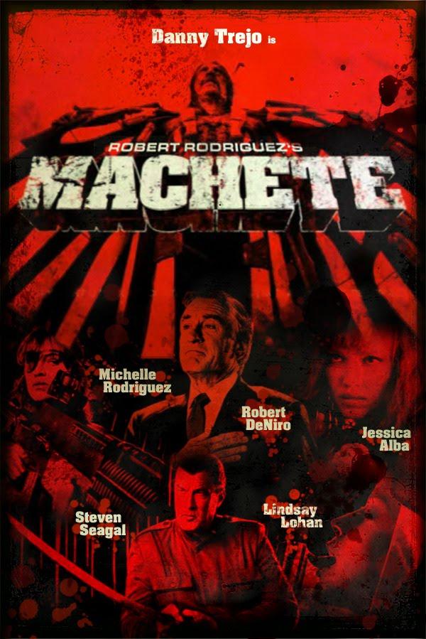 'Machete' poster
