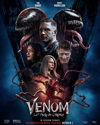 Venom 2: Let There Be Carnage 2021 English 480p 250MB CAMRip MKV
