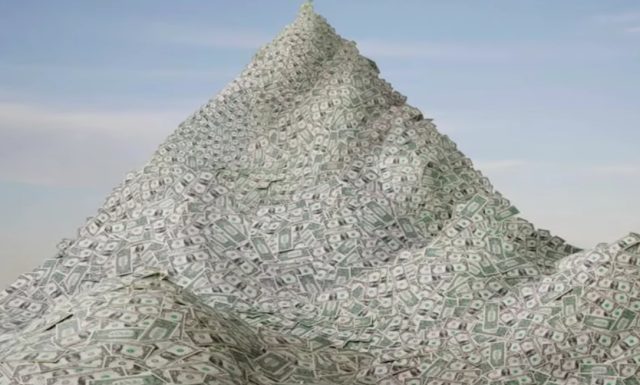 multi level marketing is like a mountain of  money.