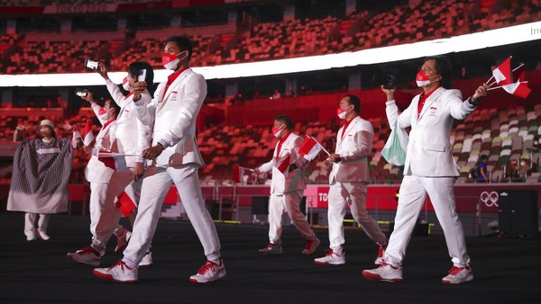 Bonus Miliaran buat Atlet RI yang Raih Medali di Olimpiade Tokyo 2020