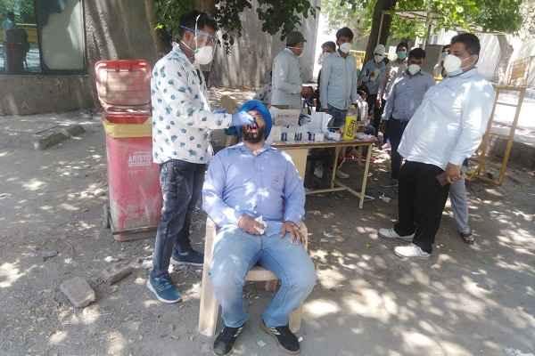 faridabad-corona-testing-in-sarkari-asptal-chc-phc-uhc