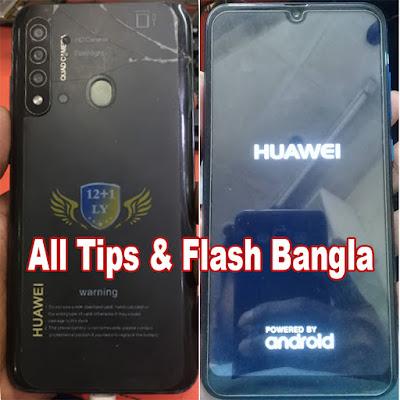 Huawei Clone Nova 5 Flash File