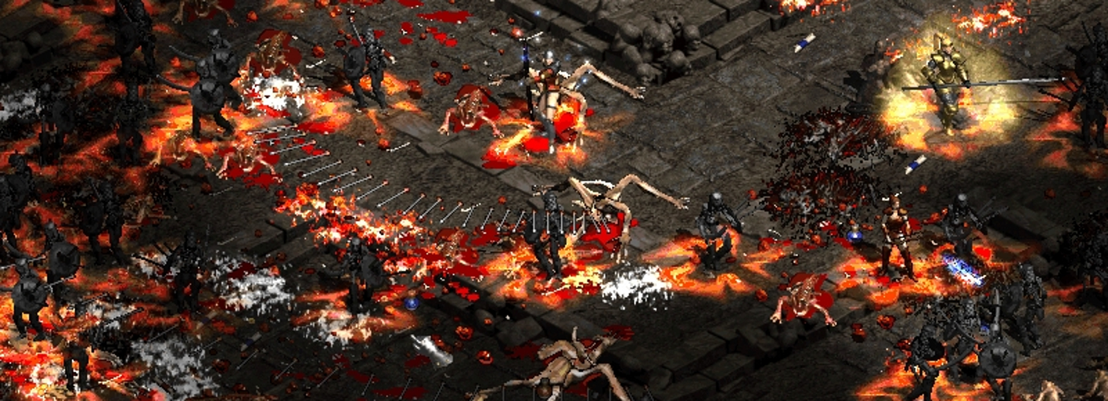 Diablo 2: Twinked Multiple Shot Bowazon: Part IV - Hell mode | Lilura1