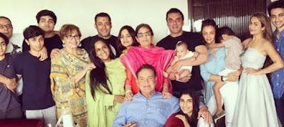Salman-Khan-Family