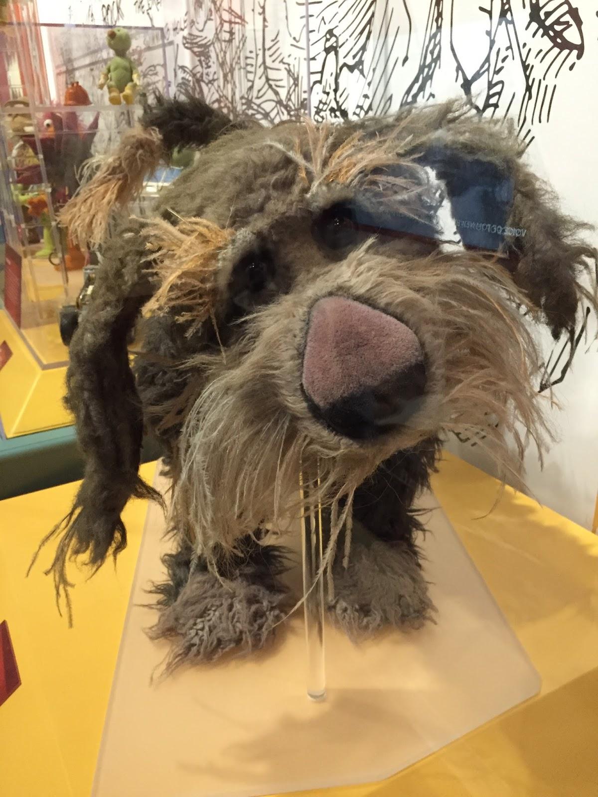 dave pressler making stuff  center for puppetry arts jim