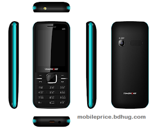 Symphony L23 Feature, Specification, Price In Bangladesh